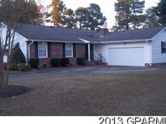 206 Westwood Dr, Greenville, NC 27834