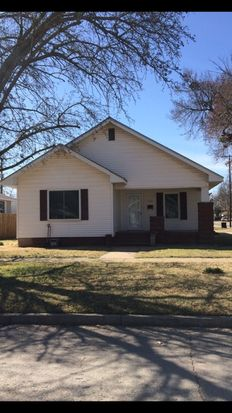 515 N Chickasaw St, Pauls Valley, OK 73075