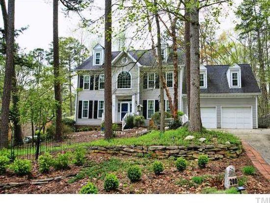 208 Ironwoods Dr, Chapel Hill, NC 27516