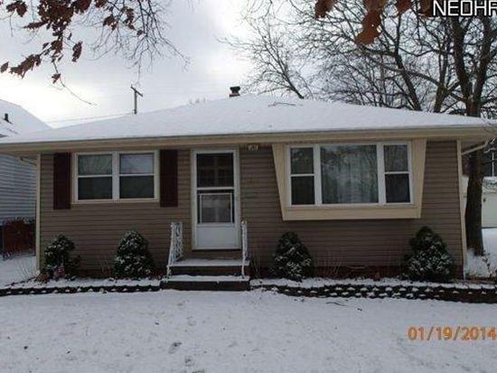 4203 Woodrow Ave, Cleveland, OH 44134