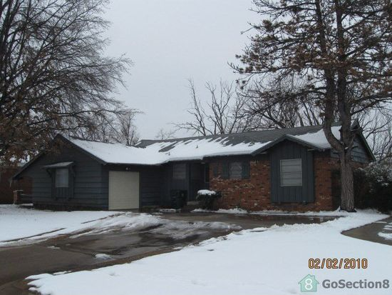 3220 N Ridgewood Dr, Midwest City, OK 73110
