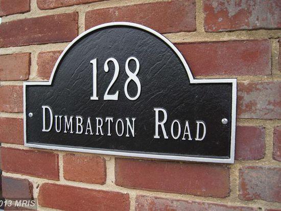 128 Dumbarton Rd, Baltimore, MD 21212