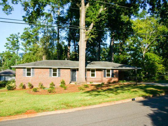 1200 Glenwood Dr, Augusta, GA 30904