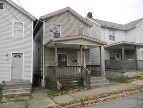 831 1/2 Morton St, New Castle, PA 16101