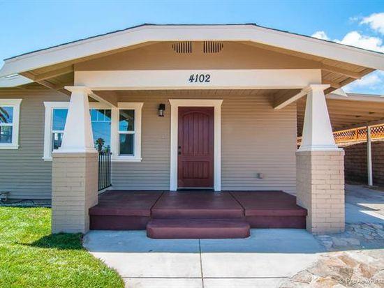 4102 Cherokee Ave, San Diego, CA 92104