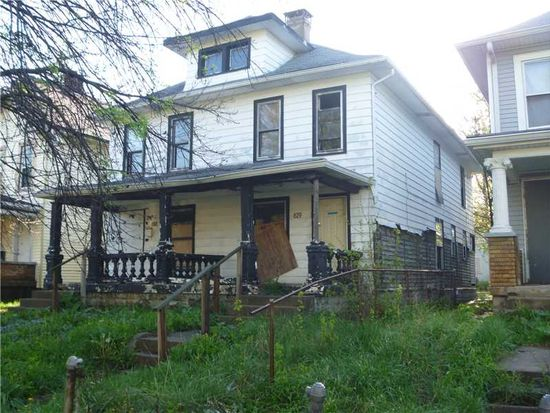 631 N Tacoma Ave, Indianapolis, IN 46201