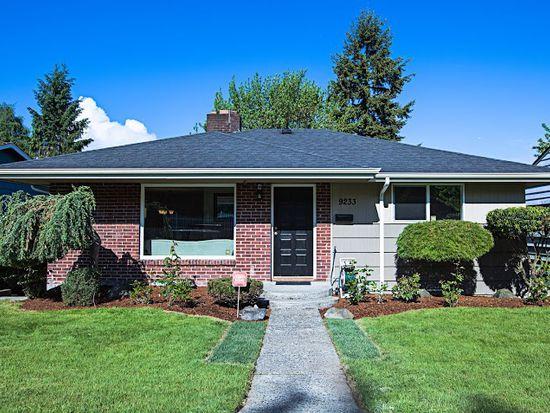 9233 25th Ave SW, Seattle, WA 98106