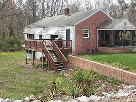 1408 Robinhood Rd, Durham, NC 27701