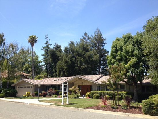 20843 Malcom Ave, Saratoga, CA 95070