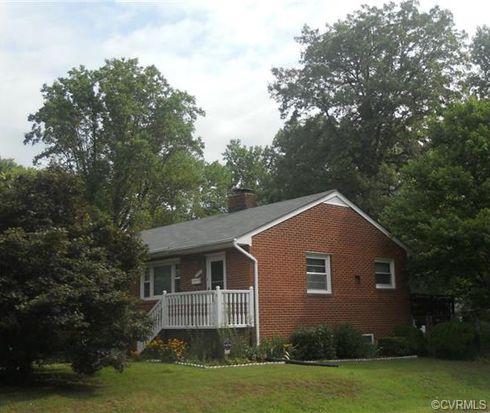 7501 Oakmont Dr, Richmond, VA 23228