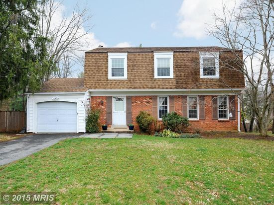 12209 Red Church Ct, Rockville, MD 20854