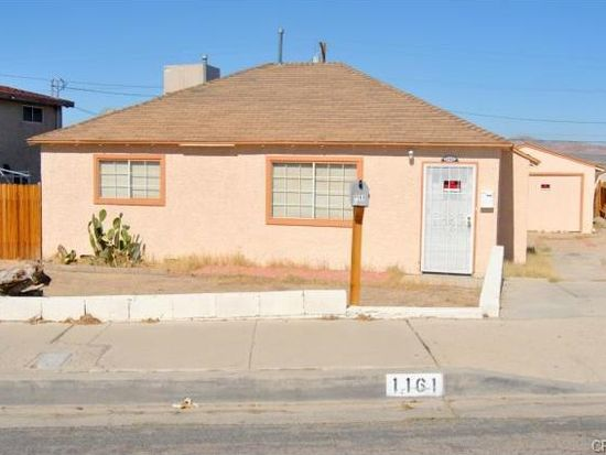 1161 Flora St, Barstow, CA 92311