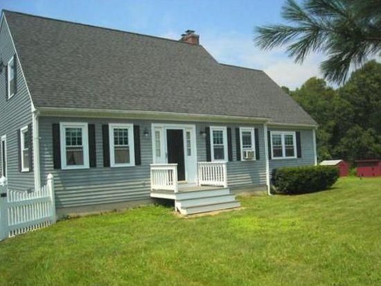 130 E Hodges St, Norton, MA 02766