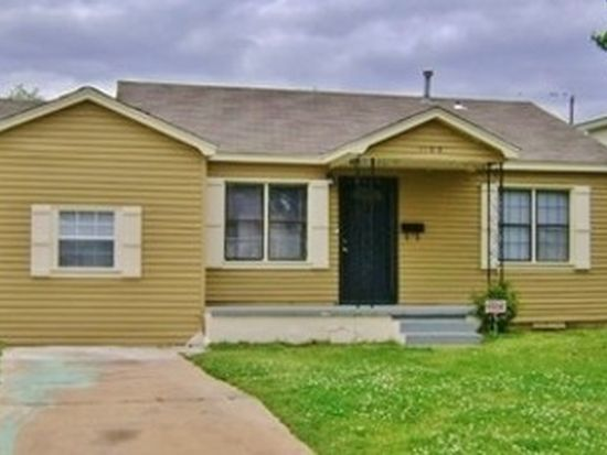 1105 SW 49th St, Oklahoma City, OK 73109