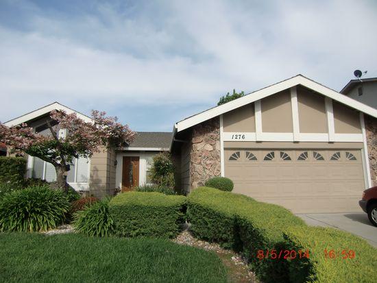 1276 Belbrook Way, Milpitas, CA 95035