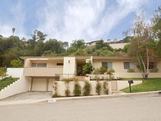 1139 Chantilly Rd, Los Angeles, CA 90077