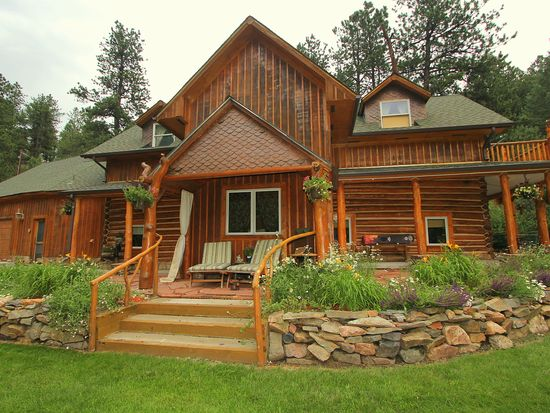 84 Lower Crow Hill Rd, Bailey, CO 80421