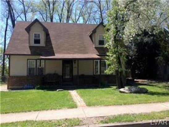 1036 W Lafayette St, Easton, PA 18042