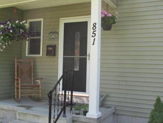 851 Prospect St, Chicopee, MA 01020
