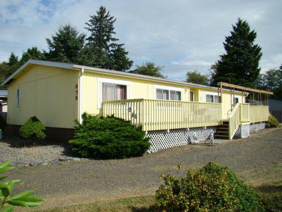 676 Copalis Ave NE, Ocean Shores, WA 98569