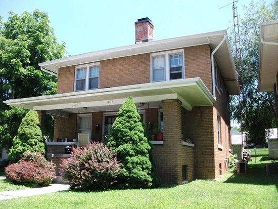 1403 S Washington St, Bloomington, IN 47401