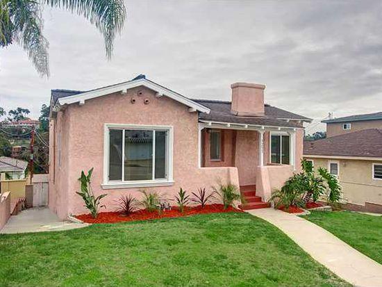 3255 Goldfinch St, San Diego, CA 92103