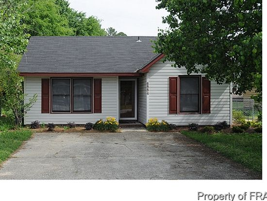 6884 Winchester St, Fayetteville, NC 28314