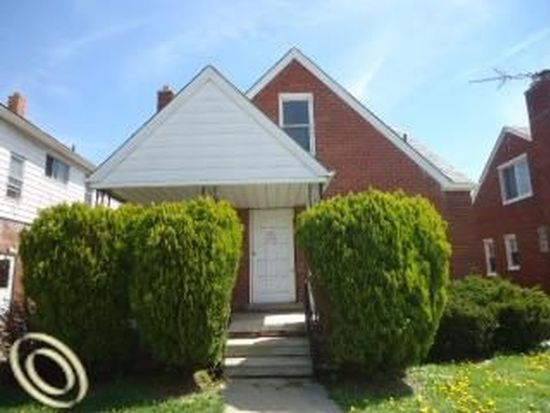 6850 Greenview Ave, Detroit, MI 48228