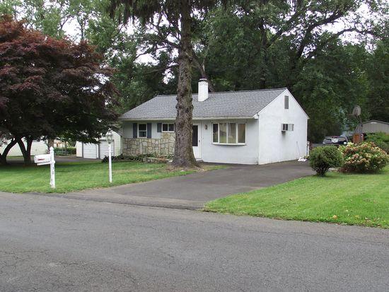 136 S Hawthorne Ave, Langhorne, PA 19047