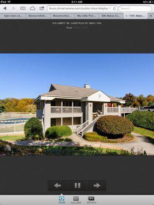 1701 Abbey Cir, Asheville, NC 28805