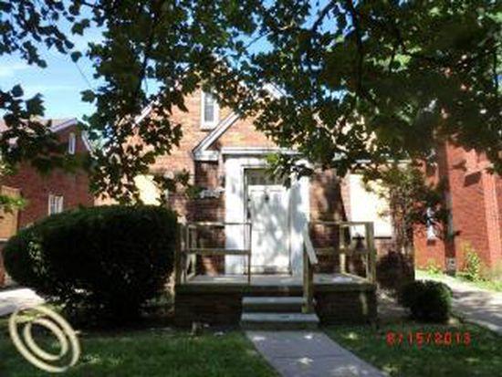 10757 Wayburn St, Detroit, MI 48224
