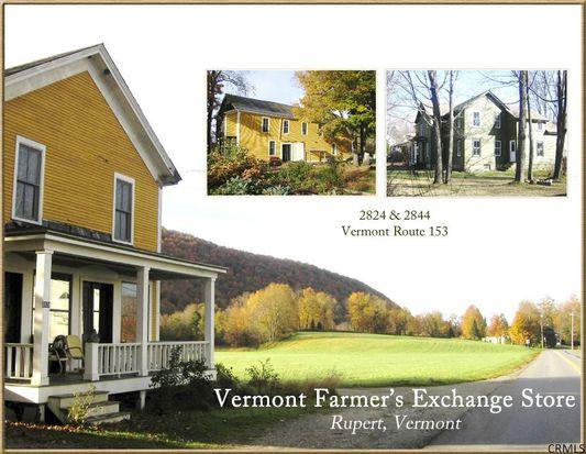 2824 Vermont State Rte # 153, Rupert, VT 05768