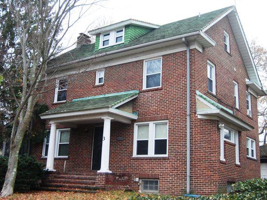 3 Jefferson Pl, Montclair, NJ 07042