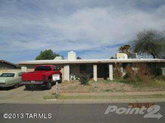 7801 N Casimir Pulaski Ave, Tucson, AZ 85741
