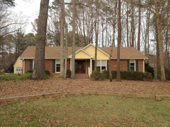 8812 Trailing Cedar Dr, Raleigh, NC 27613