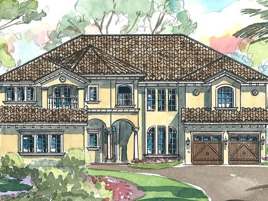 Castellina - FishHawk Ranch Preserve by Homes By WestBay