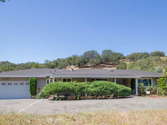 20365 Almaden Rd, San Jose, CA 95120