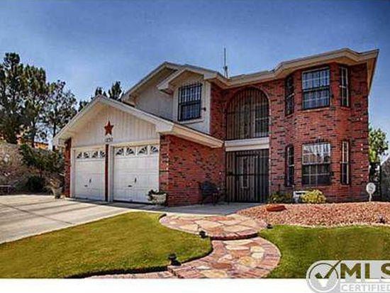 1332 John Ring Ln, El Paso, TX 79936