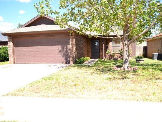 1108 81st St, Lubbock, TX 79423