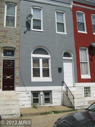 2140 Hollins St, Baltimore, MD 21223