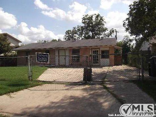 3414 Normangee St, San Antonio, TX 78211