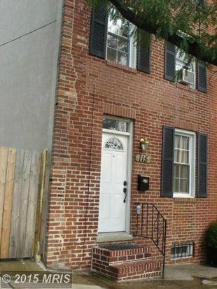 115 Parkin St, Baltimore, MD 21201