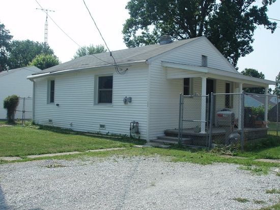 603 W 34th St, Connersville, IN 47331