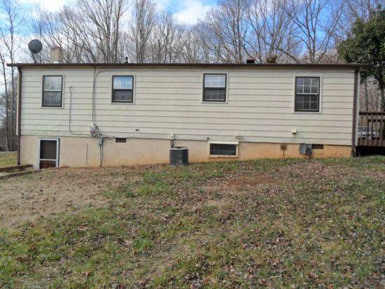 2167 Town Fork Rd, Evington, VA 24550