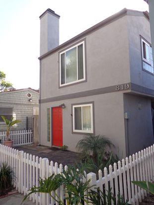 819 Redondo Ct, San Diego, CA 92109
