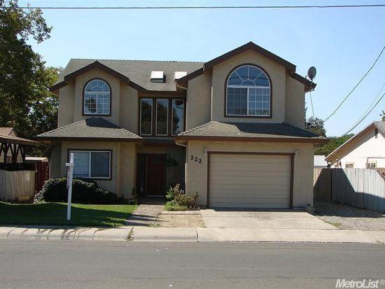 222 Woodland Ave, Woodland, CA 95695