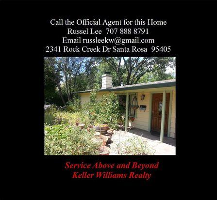 2341 Rock Creek Dr, Santa Rosa, CA 95405