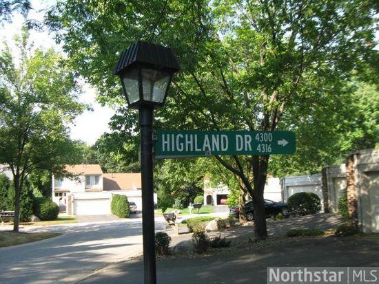 4308 Highland Dr, Shoreview, MN 55126