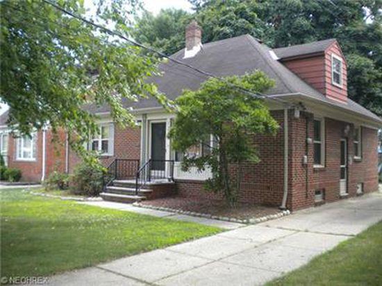 21965 Seabury Ave, Cleveland, OH 44126