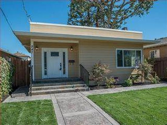 547 Jackson Ave, Redwood City, CA 94061
